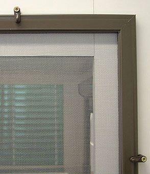 Sítě do oken sítě proti hmyzu OV25x10 ODSTÍN: BÍLÁ, VÝŠKA: 200-300mm