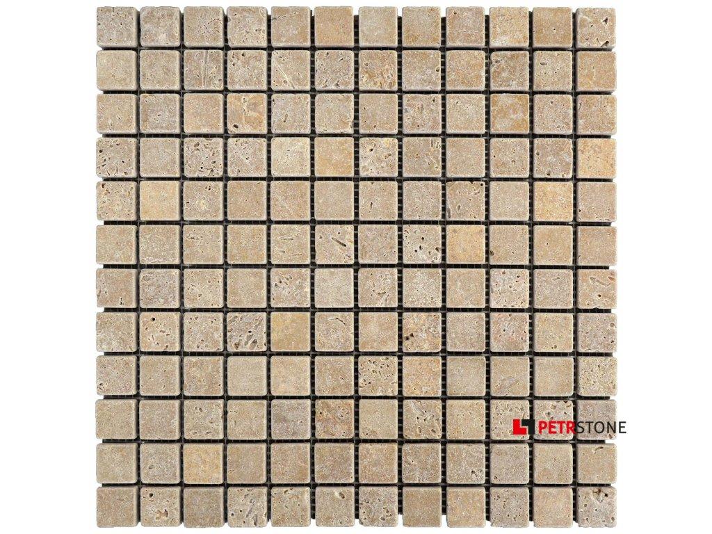 trawertyn noce mozaika 23x23 1 1