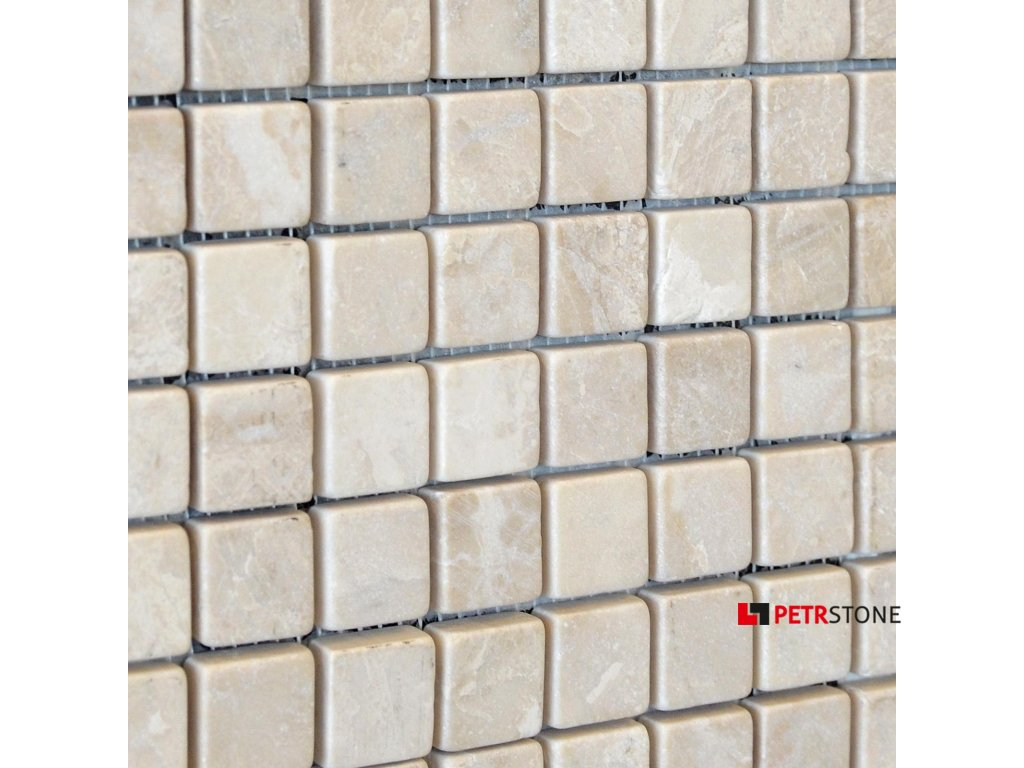 mozaika marmurowa queen beige 3