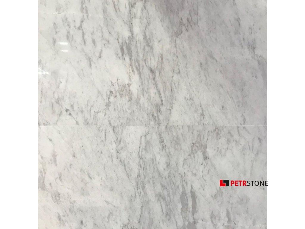 Přírodní dlažba Mramor White Olympus  30x60 cm