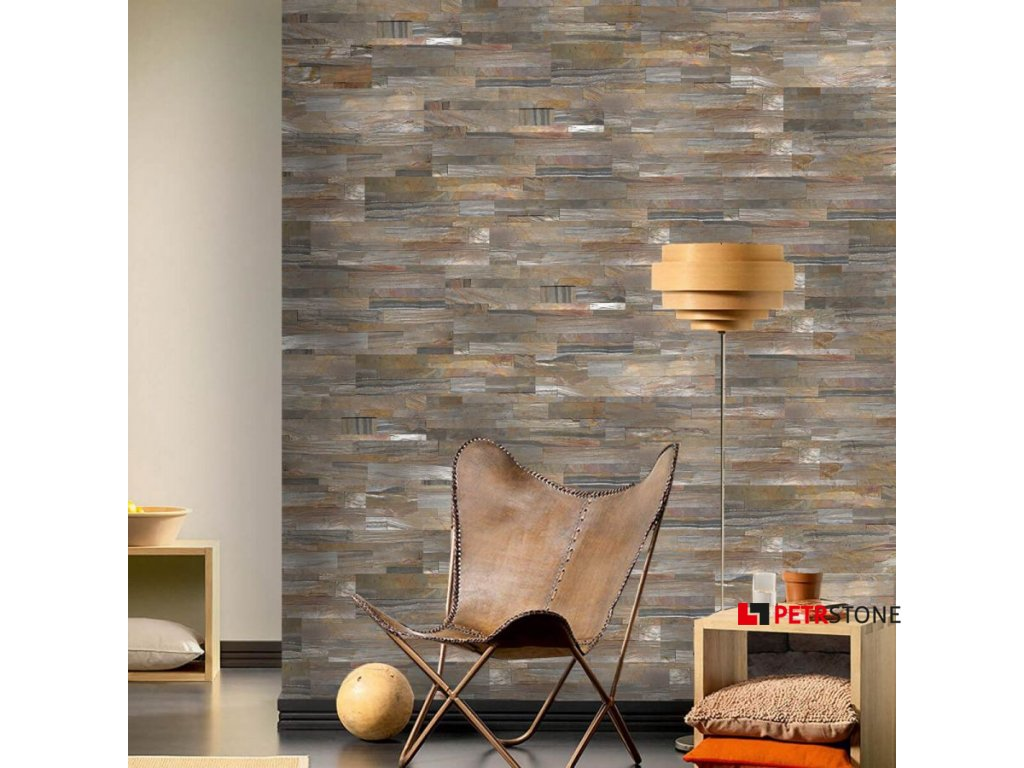 panel scienny quick stone 3d burning forest 60x15x0 2 0 4