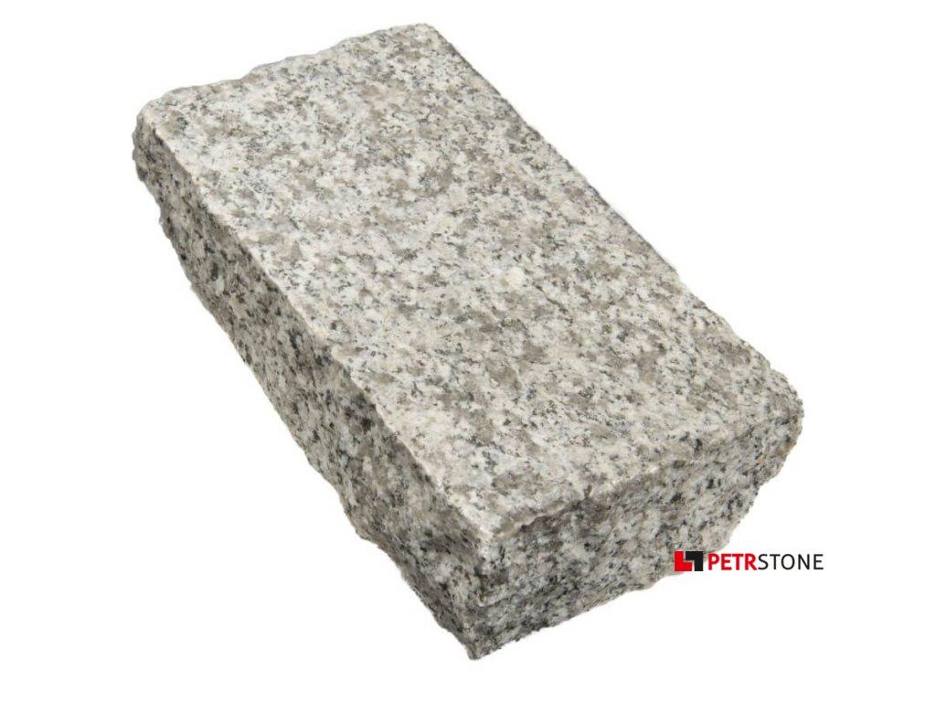 kostka g602 opalovaná štípaná 20x10x5 cm 1