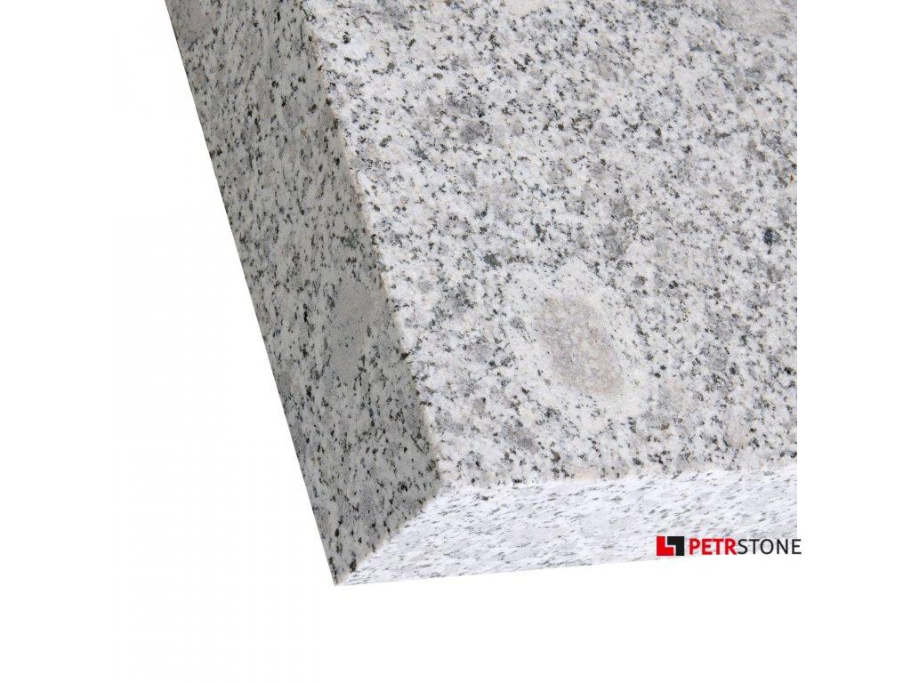Žulová dlažba Fustone opalovaná 60x60x6 cm