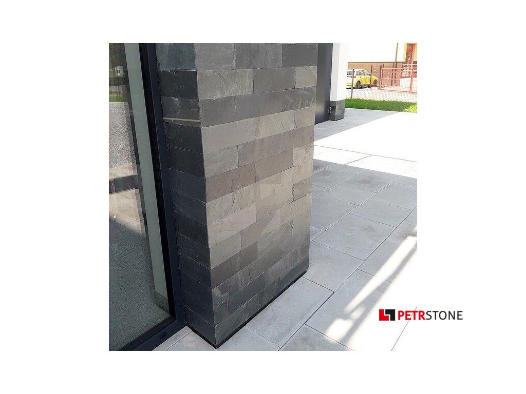 plytki lupek black slate naturalny 10x30 3 1
