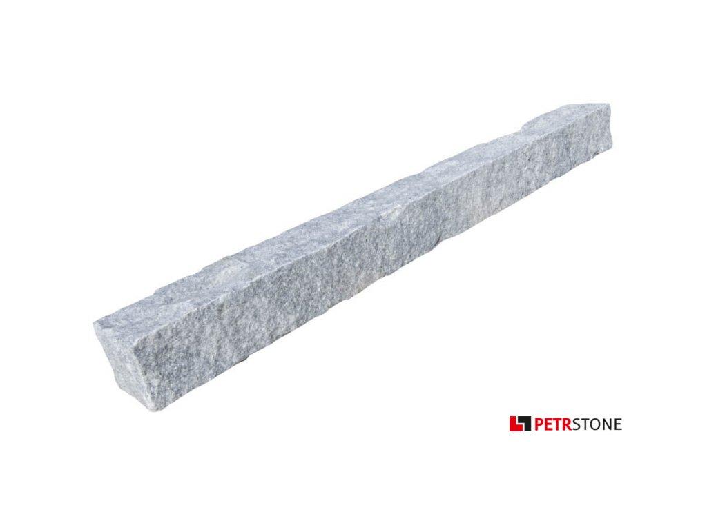 palisada granitowa g602 100x10x10