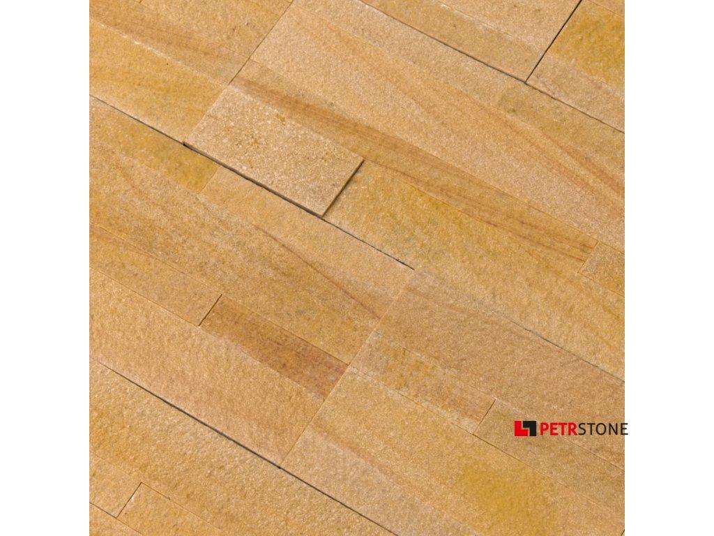 panel 3d quick stone teak wood 4