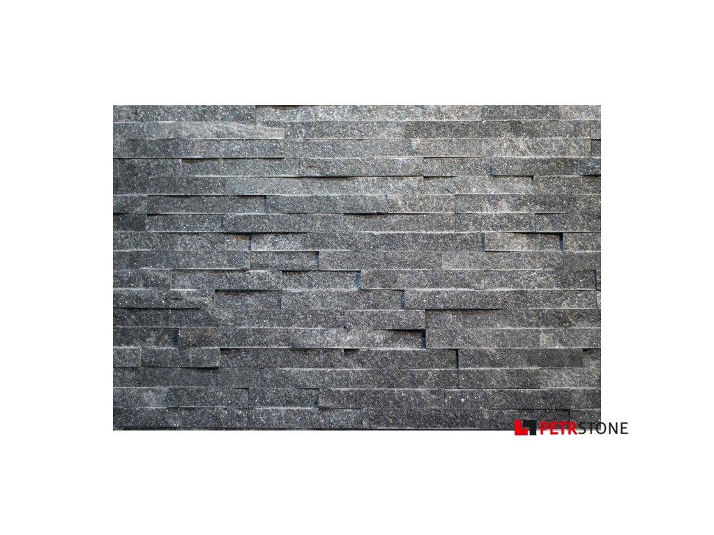 Mramor Split Grey 10x40x1,5 cm
