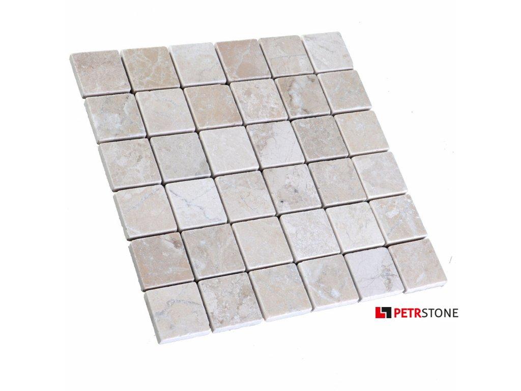mozaika queen beige 1