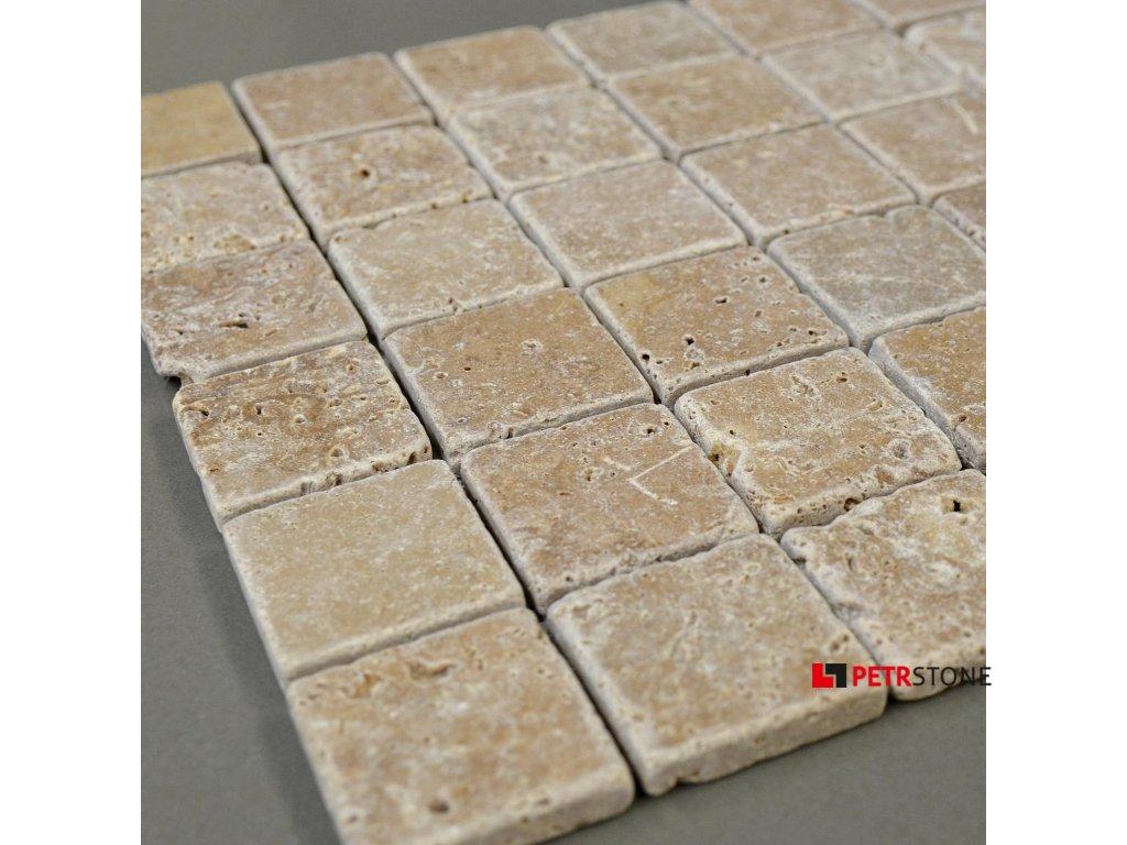 trawertyn noce mozaika 48x48 2