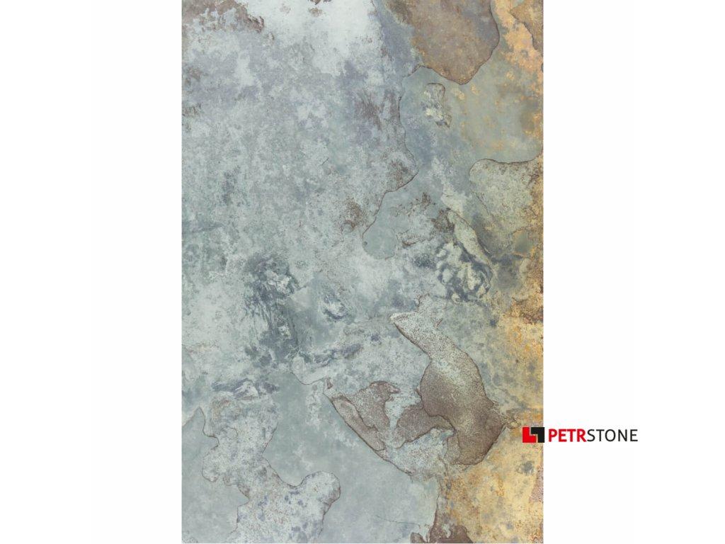 Lava Rock Rustic Slate, kartáčovaný 40 80x40x1,2 cm 1