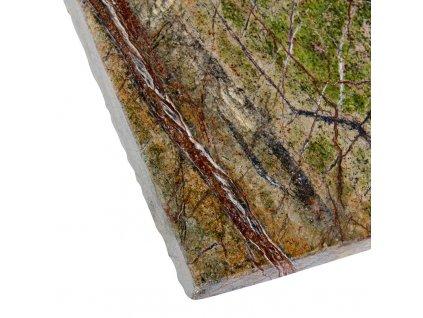 marmur rain forest green szczotkowany 30x60 c 1 2