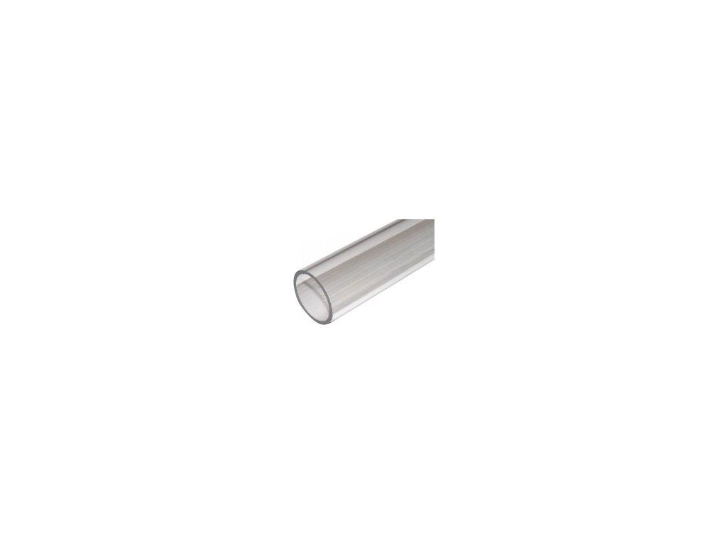 PVC průhledná trubka na lepení-Trubka 75 mm