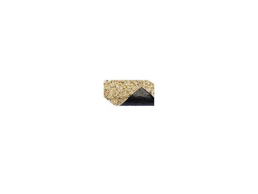 Oase kamínková folie, šíře 40 cm / 25 bm celá role