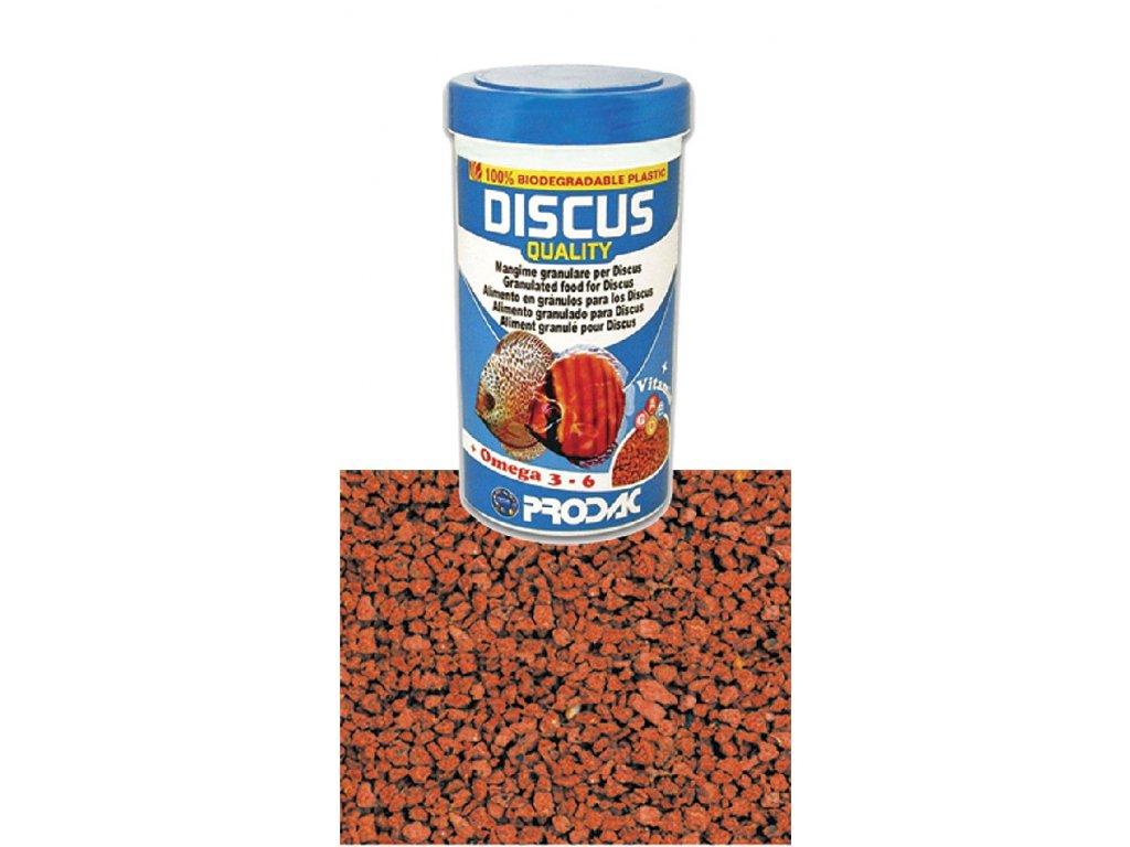 Nutron Discus krmivo pro terčovce, balení 100ml - 35g