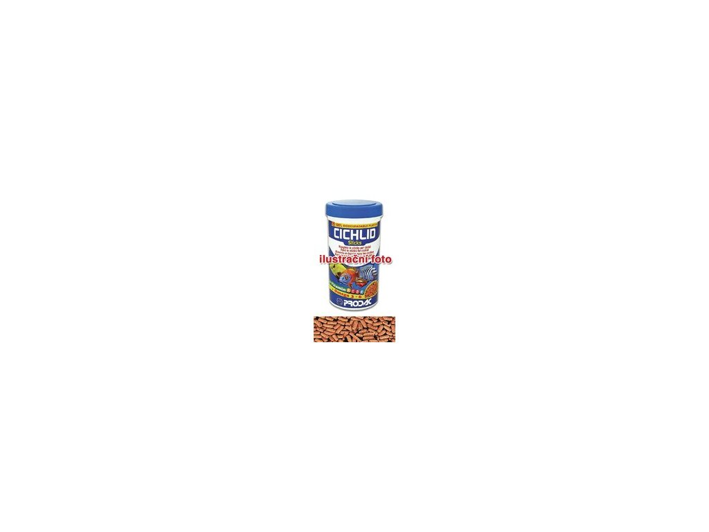 Nutron Cichlid Sticks plovoucí pelety pro cichlidy, 1000ml
