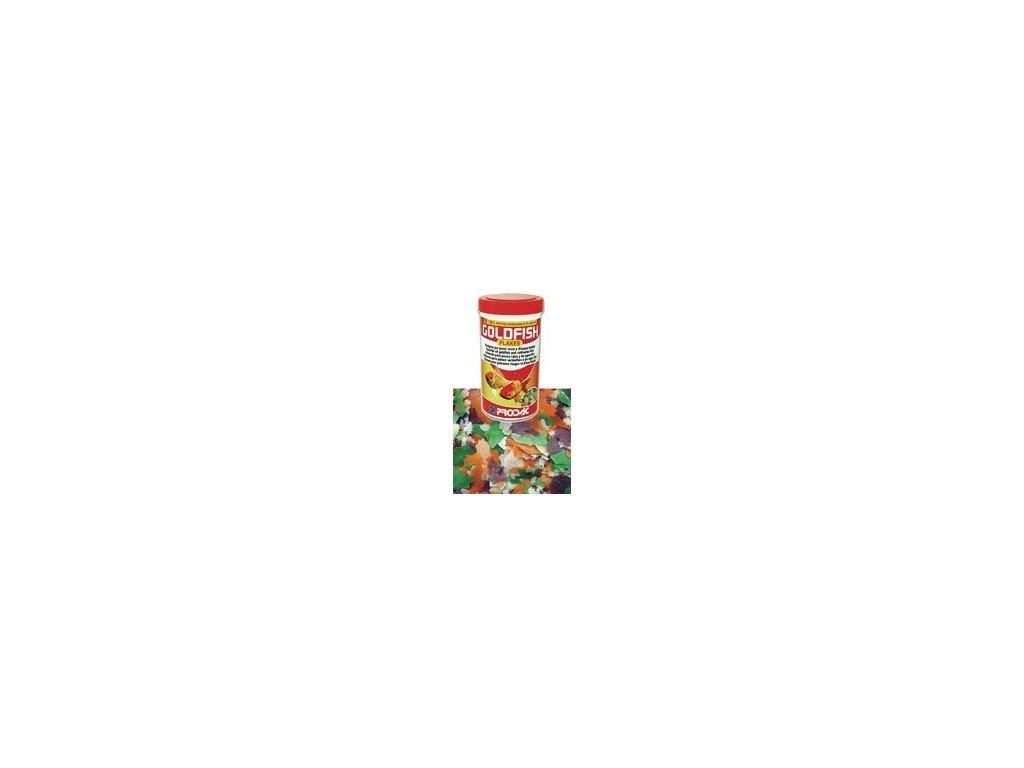 Nutron Goldfish Flakes - vločkové krmivo pro studenovodní ryby, balení 100ml - 12g