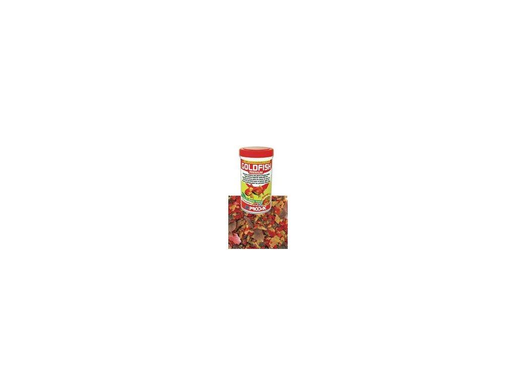 Nutron Goldfish Premium - vločkové krmivo pro zlaté a červené ryby, balení 100ml - 20g