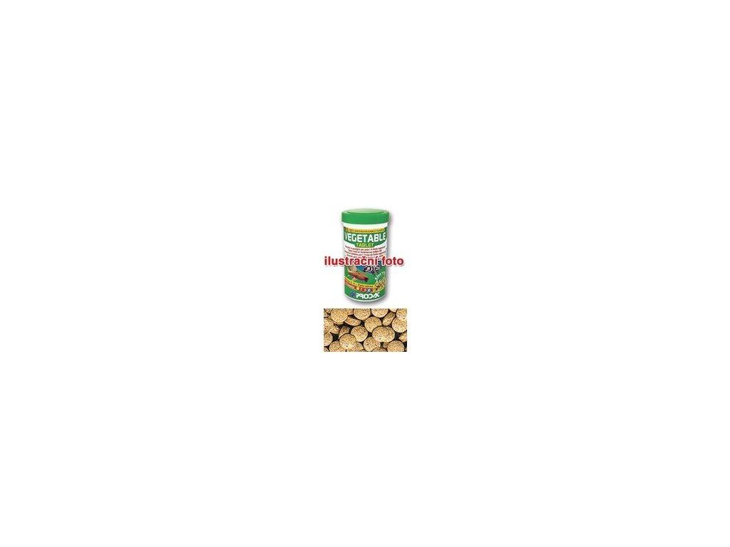 Nutron Vegetable Tablet - rostlinné krmivo v tabletách, balení 50ml - 32g