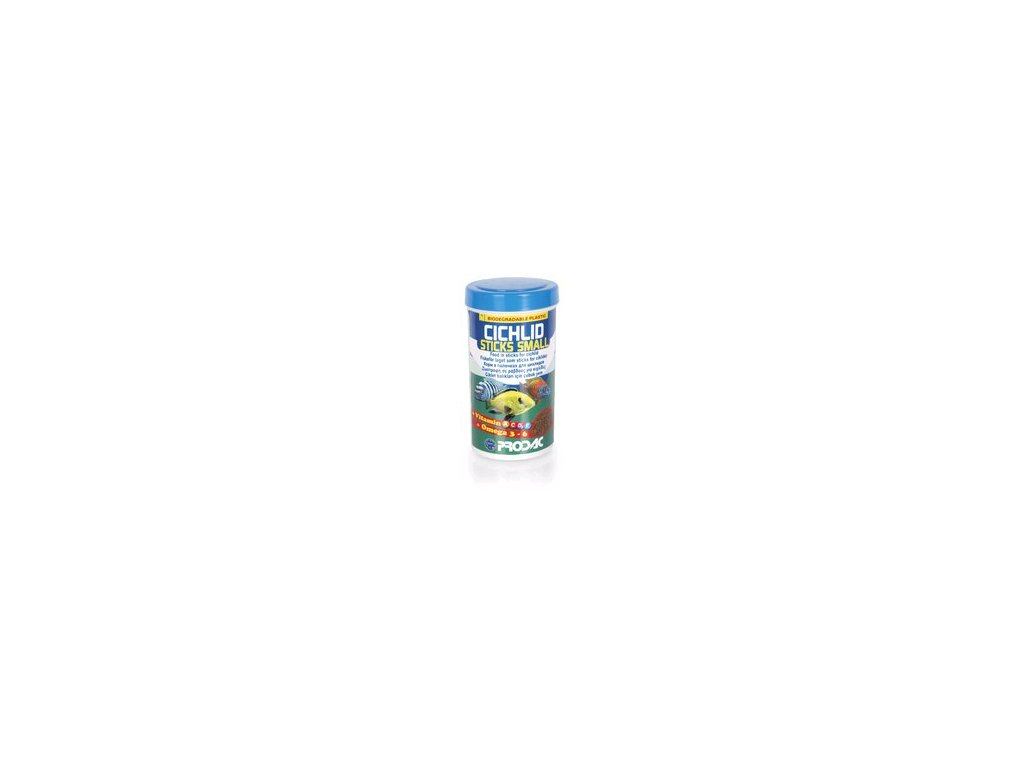 Prodac Cichlid sticks small 250 ml