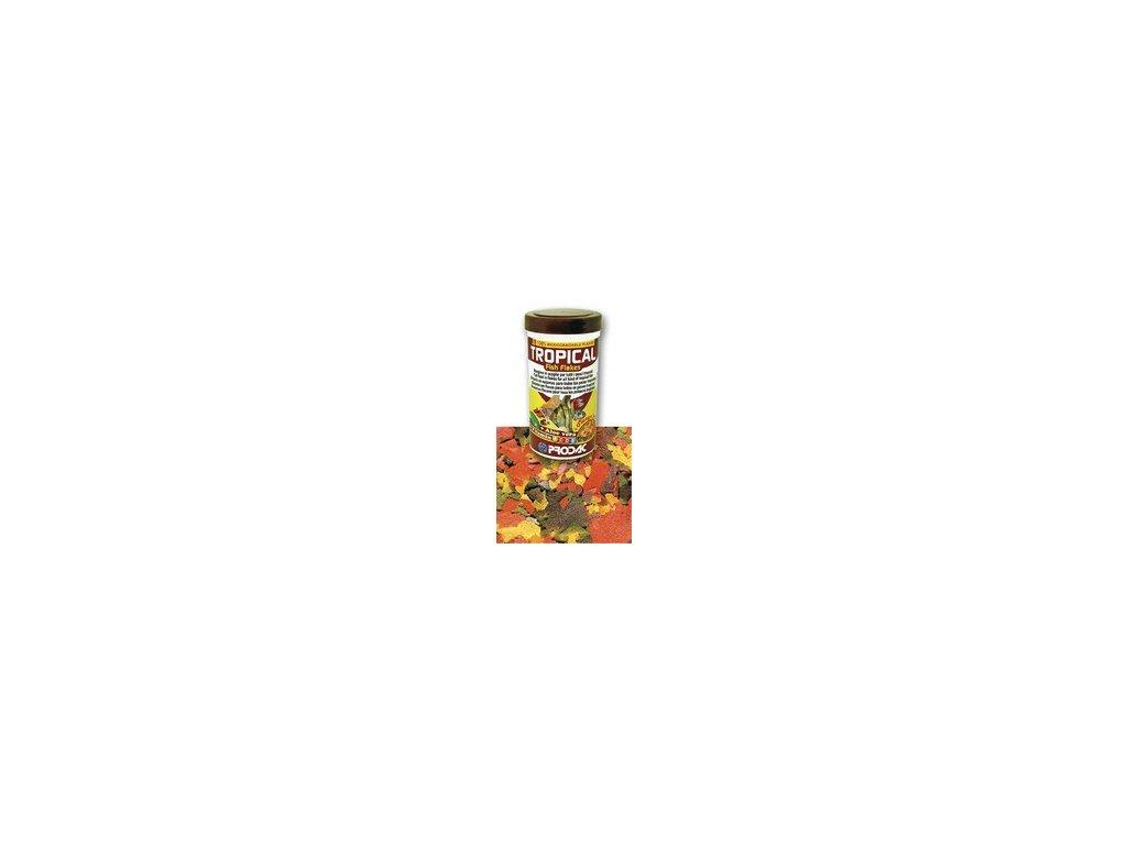 PRODAC Tropical Fish Flakes - univerzální krmivo pro akvarijní ryby, balení 1l-200g