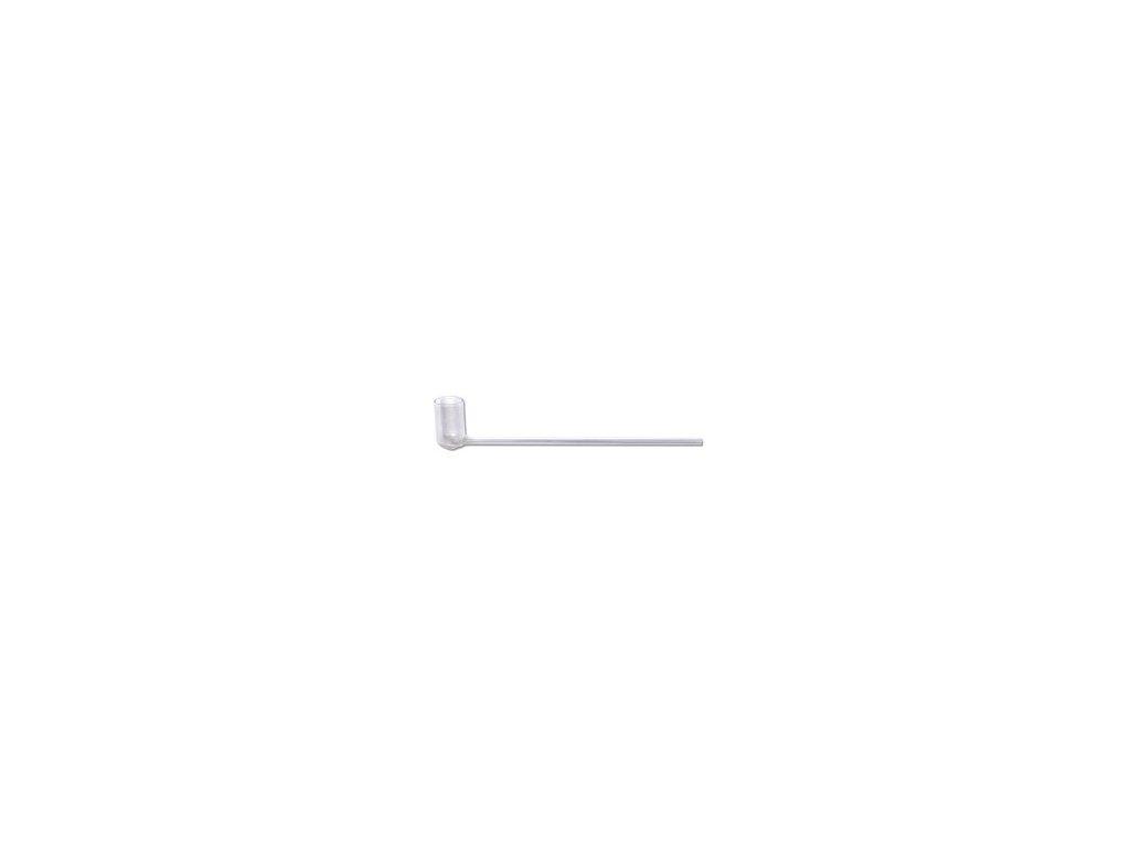 Fajfka - chytač skleněný, velikost 30 mm