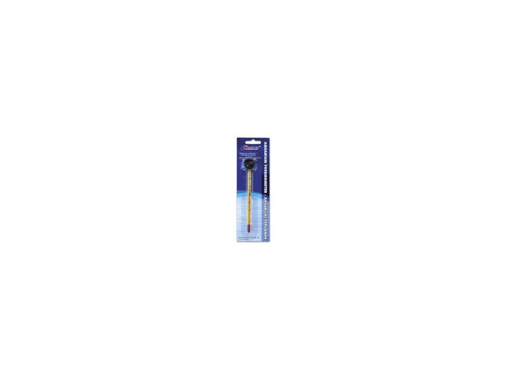 Resun teploměr skleněný slim, velikost 15 cm