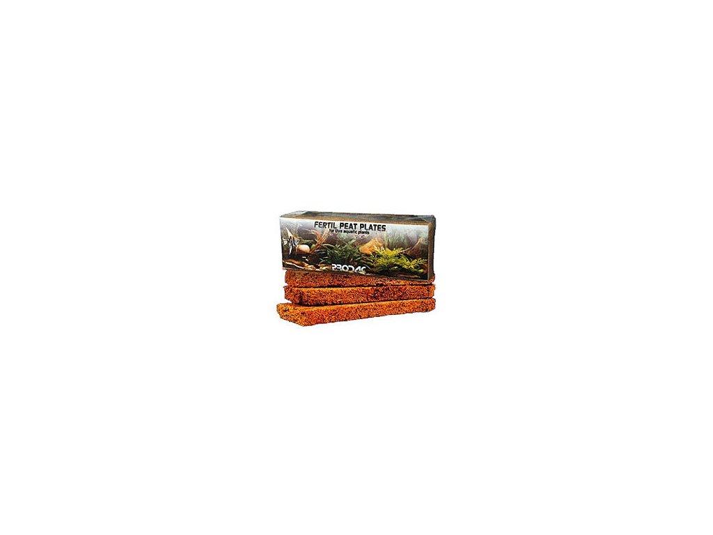 Nutron Peat - rašelinový koberec, 3 ks v bal.
