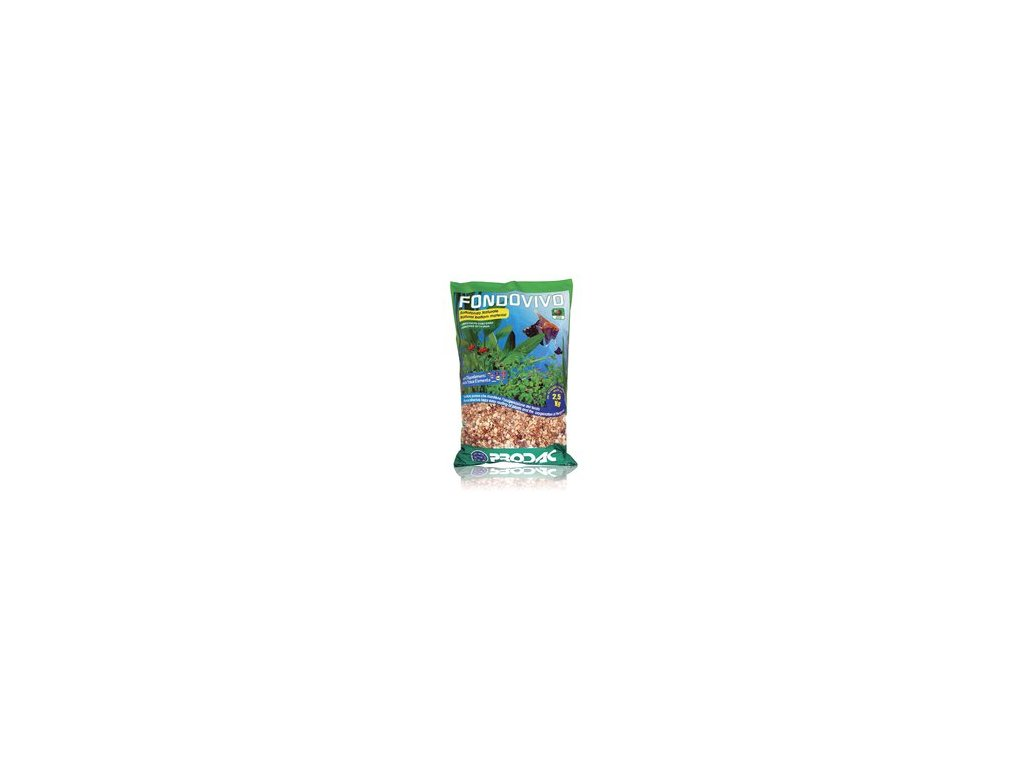 Prodac Fondovivo 3 lt, 2,5 kg