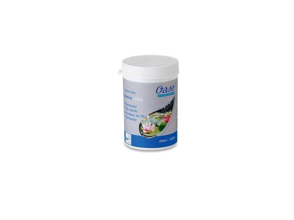 Oase AquaActiv BioKick CWS 100 ml - startovací bakterie