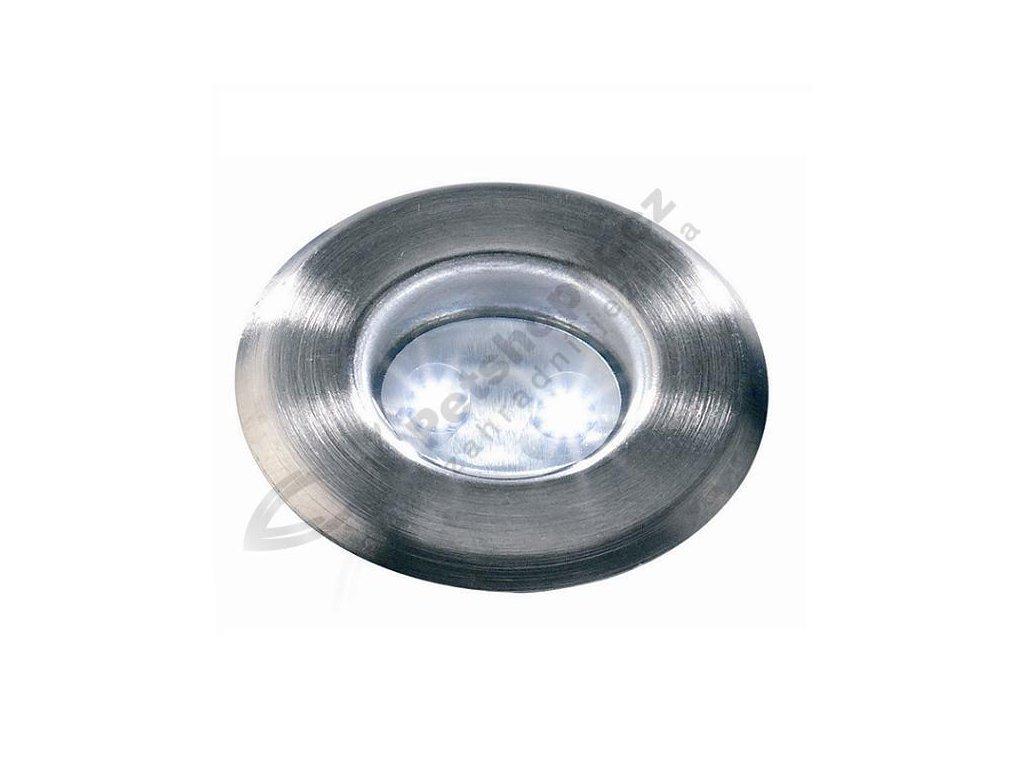 LED svítidlo ASTRUM - Nerez (bílá)