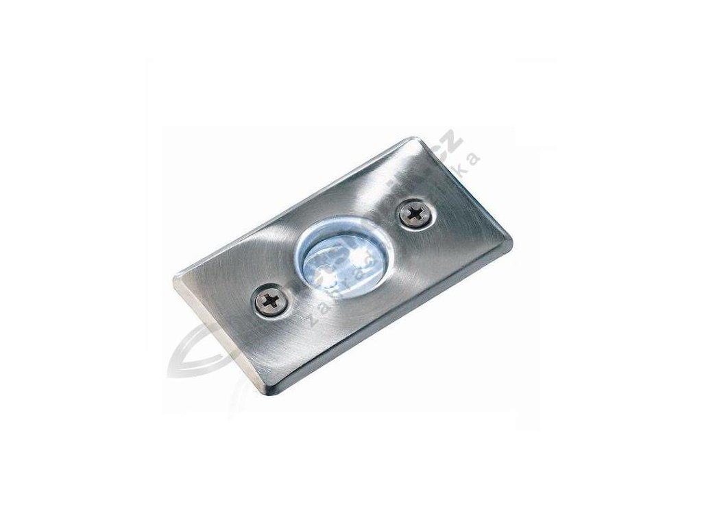LED svítidlo AXIS - Nerez (bílá)