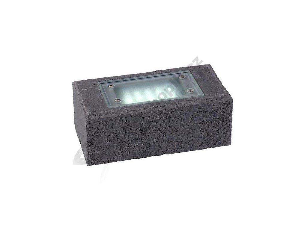 LED svítidlo EXILLIS - Antracit
