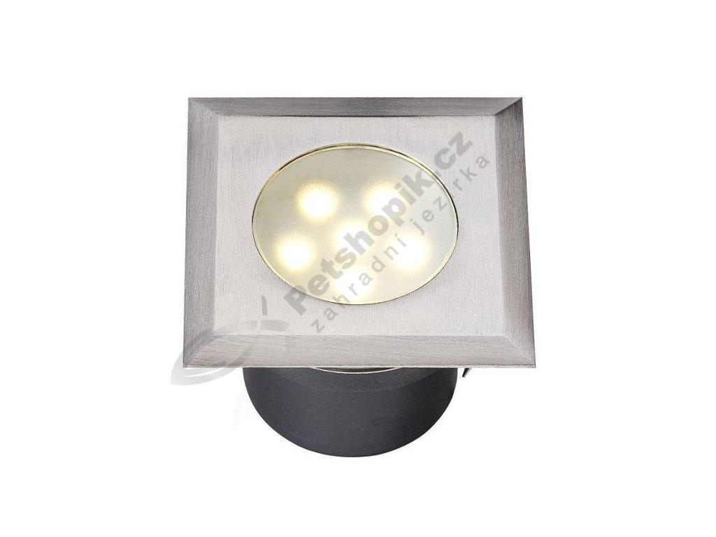 LED svítidlo LEDA - Nerez