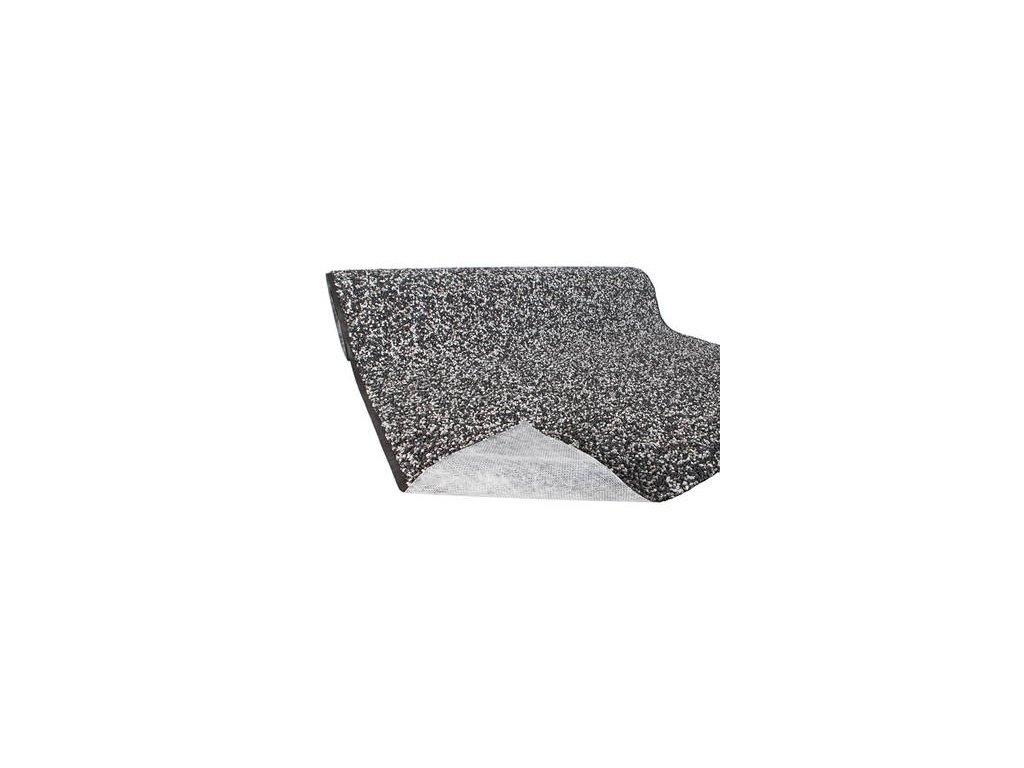 Dekorativní kamínková folie 100 cm šedá barva