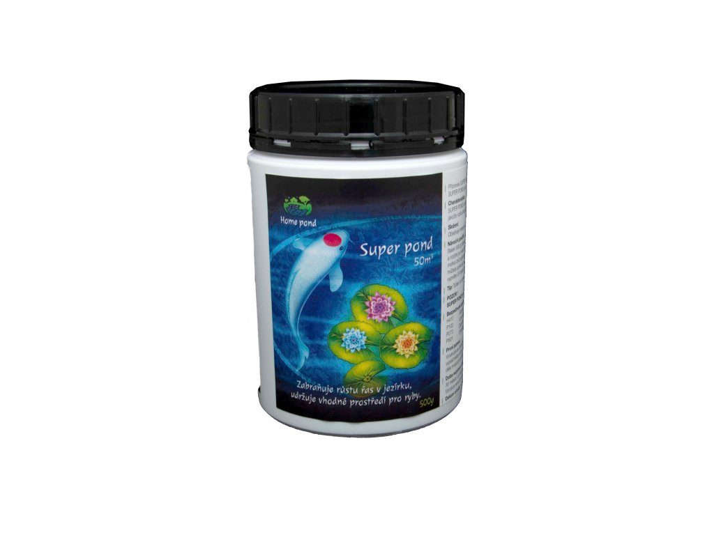 Super pond 500g