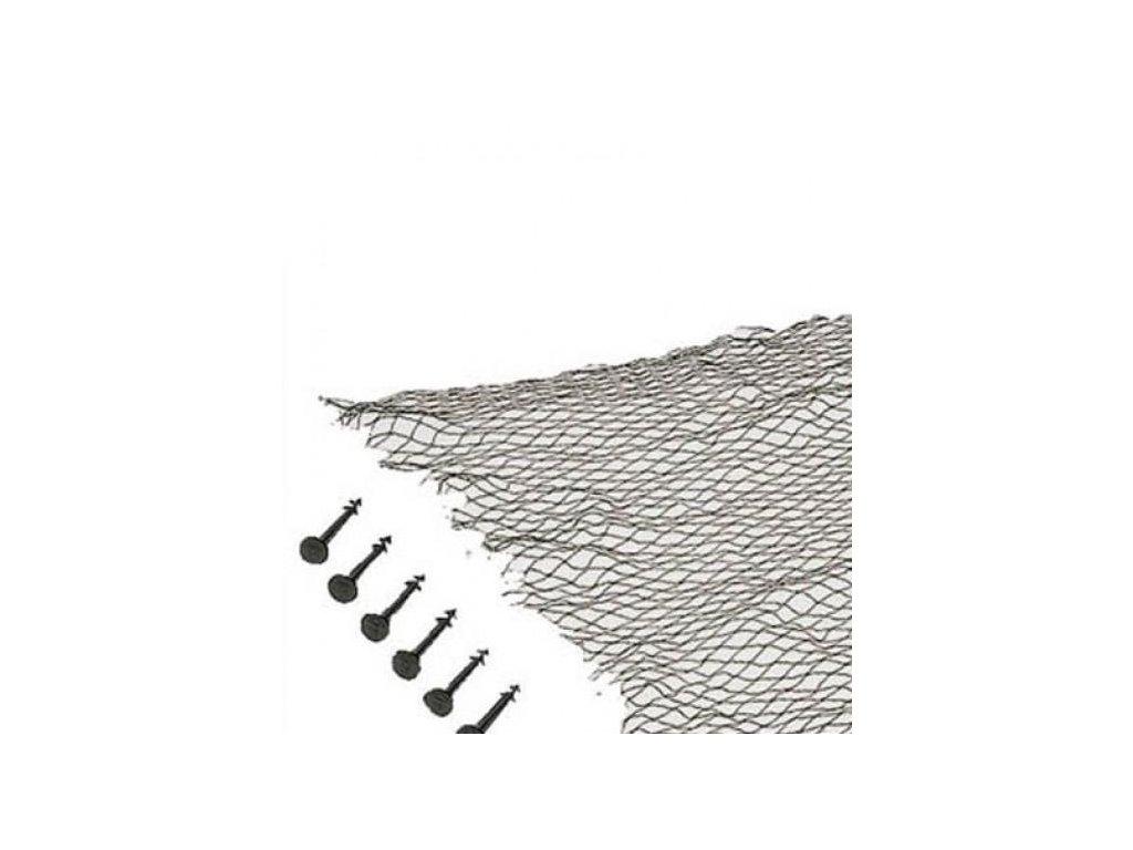Krycí síť Oase proti listí 4 x 8 m