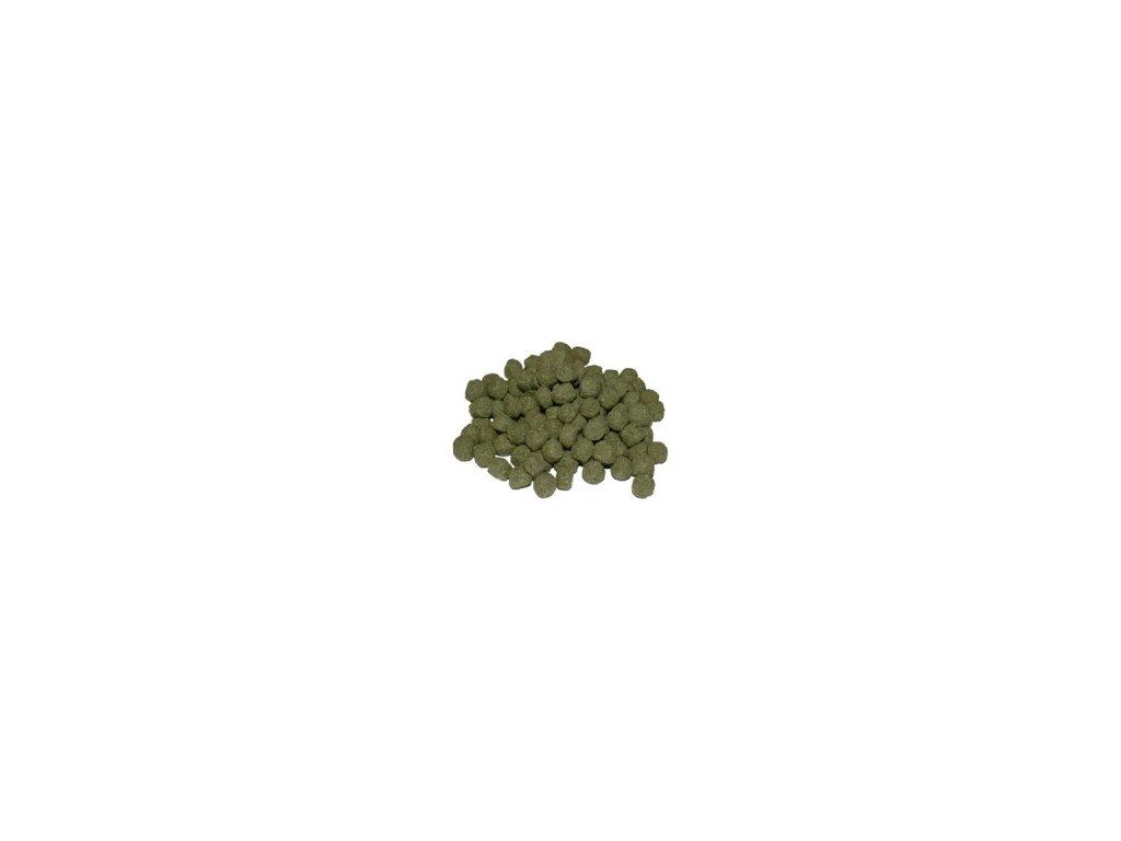 Krmivo pro Koi kapry Spirulina - 3mm