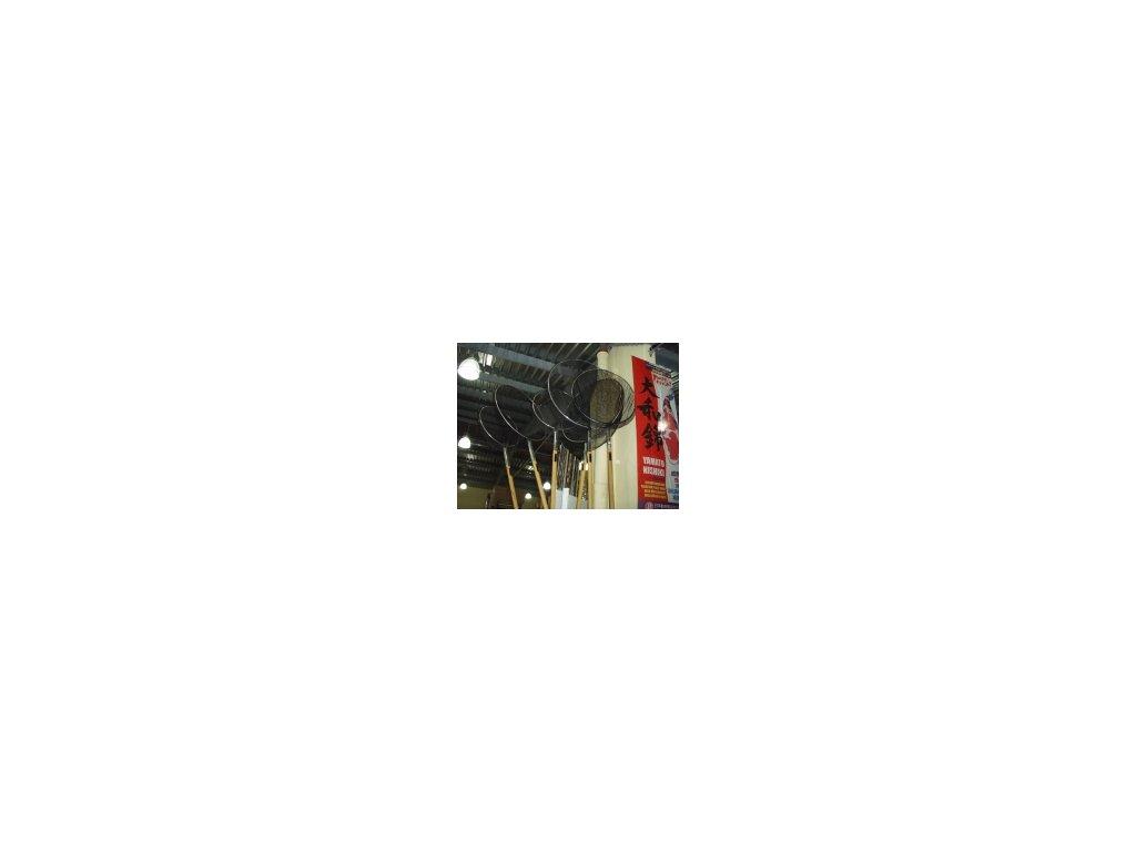 Podběrák na Koi kapry průměr 60 cm s násadou 250 cm