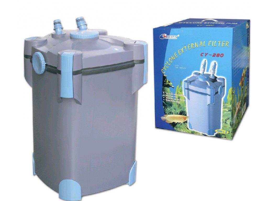 Vnější filtr Resun EF-2800U s UV lampou