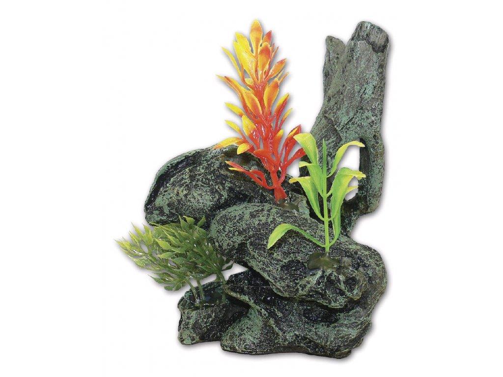 Resun akvarijní dekorace PO-008