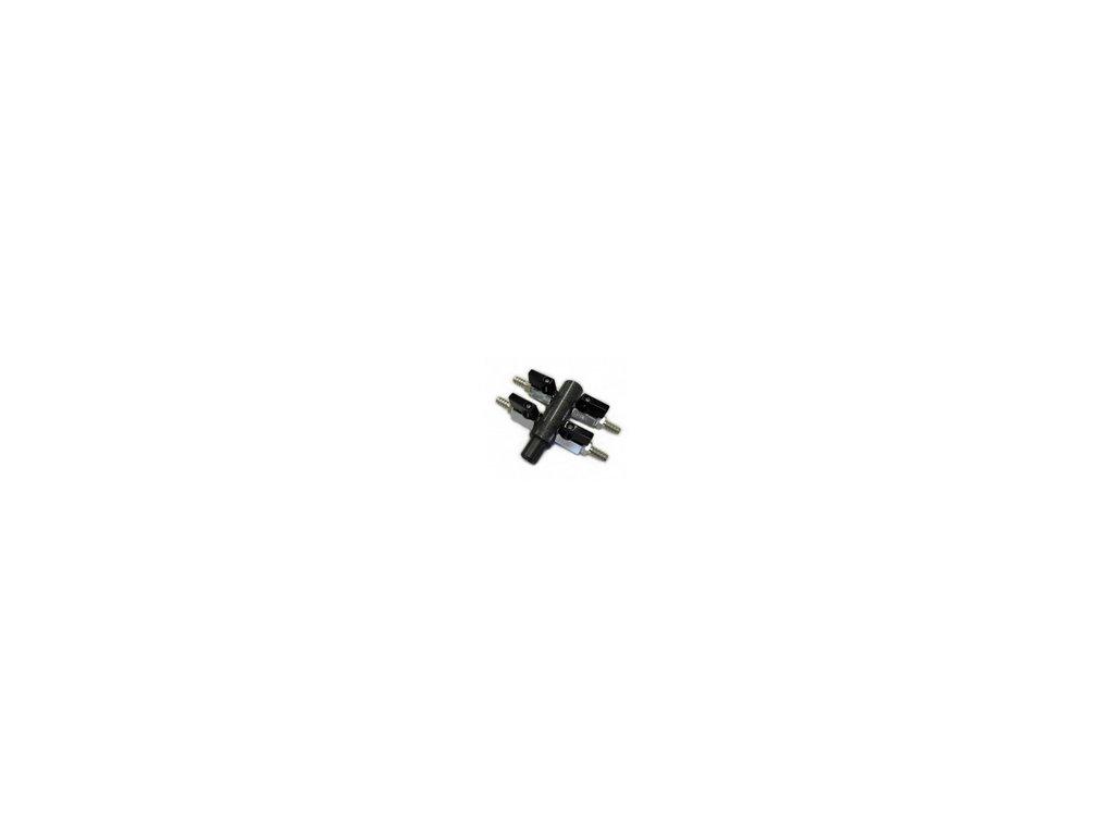 rozdělovač 4x9mm