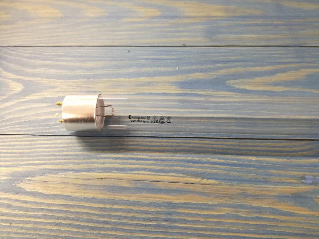 Náhradní UV zářivka Kingrate 55 W T8