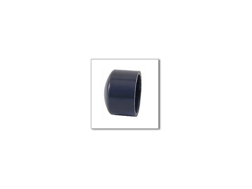 PVC zátka - lepení
