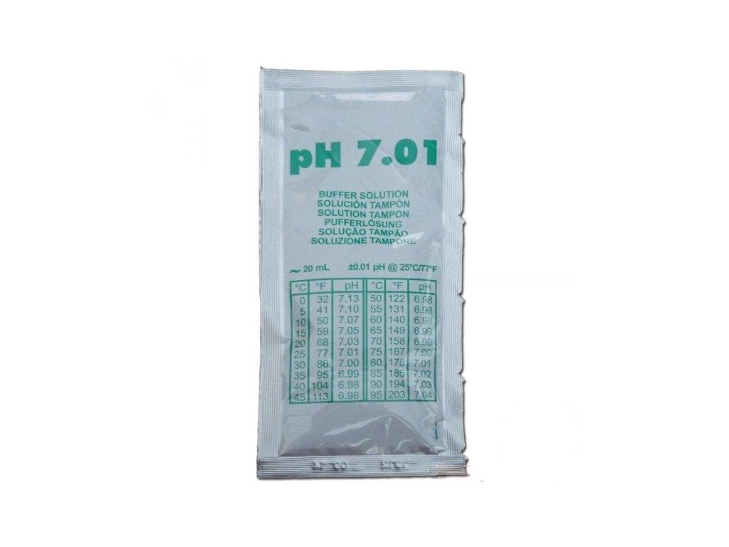 pH 7,01 kalibrační roztok 20ml