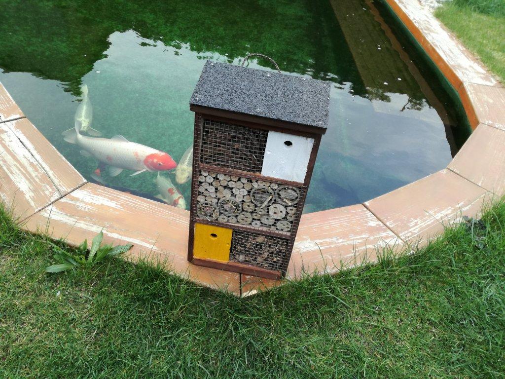 Hmyzí domeček - hmyzí hotel