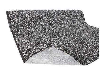 Granitově šedá dekorativní folie šíře 60 cm, návin role 20 mb