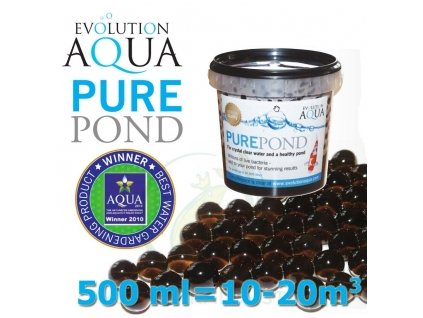 Bakterie Pure Pond Black Balls bacterials 500 ml
