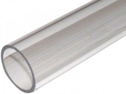 PVC průhledná trubka na lepení 110 mm