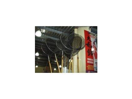 Podběrák na Koi kapry průměr 100 cm s násadou 300 cm