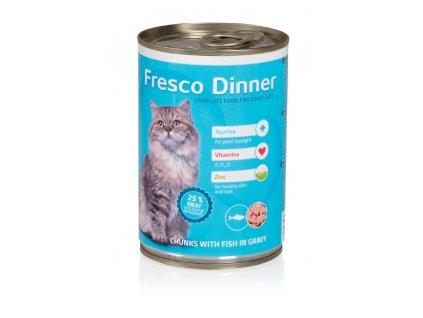 krmivo pro kočky fresco dinner